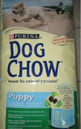 DOG CHOW Puppy (Дог Чау Паппі).З куркою.Сух/цуц 14кг