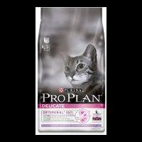 ProPlan Delicate. З індичкою. Для котів з чутливою шкірою 10кг