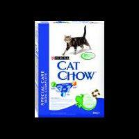 CAT CHOW Feline. 3 в 1. кот 15кг